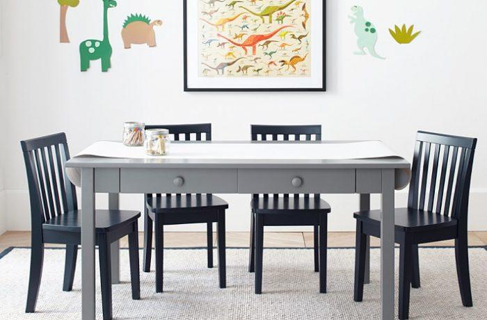 Carolina Craft Table 4 Chairs Set